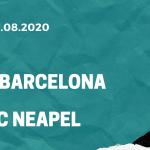 FC Barcelona - SSC Neapel Tipp 08.08.2020