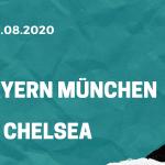 FC Bayern München - FC Chelsea Tipp 08.08.2020