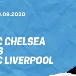 FC Chelsea - FC Liverpool Tipp 20.09.2020