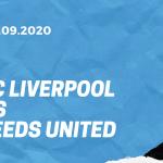 FC Liverpool - Leeds United Tipp 12.09.2020