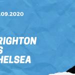 Brighton & Hove Albion - FC Chelsea 14.09.2020