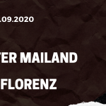Inter Mailand - AC Florenz Tipp 26.09.2020