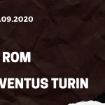 AS Rom - Juventus Turin Tipp 27.09.2020
