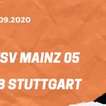 1.FSV Mainz 05 – VfB Stuttgart Tipp 26.09.2020