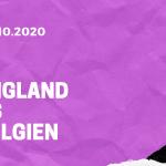 England - Belgien Tipp 11.10.2020
