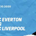 FC Everton - FC Liverpool Tipp 17.10.2020