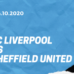 FC Liverpool - Sheffield United Tipp 24.10.2020