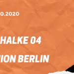 FC Schalke 04 – 1. FC Union Berlin Tipp 18.10.2020