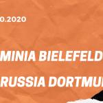Arminia Bielefeld – Borussia Dortmund Tipp 31.10.2020