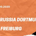 Borussia Dortmund – SC Freiburg Tipp 03.10.2020