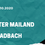 Inter Mailand - Borussia Mönchengladbach TIpp 21.10.2020