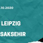 RB Leipzig – Basaksehir FK Tipp 20.10.2020