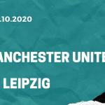 Manchester United - RB Leipzig Tipp 28.10.2020