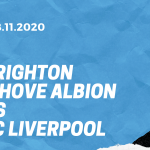 Brighton & Hove Albion - FC Liverpool Tipp 28.11.2020