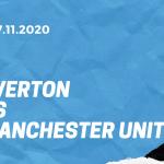 FC Everton - Manchester United Tipp 07.11.2020
