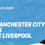 Manchester City - FC Liverpool Tipp 08.11.2020
