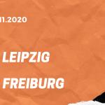 RB Leipzig – SC Freiburg Tipp 07.11.2020