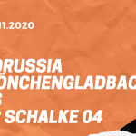 Borussia Mönchengladbach – FC Schalke Tipp 28.11.2020