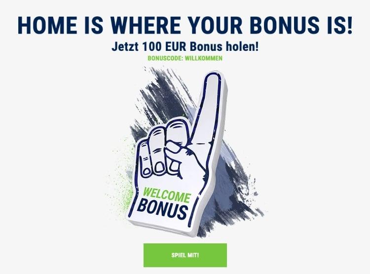 bet-at-home Sportwettenbonus