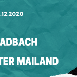 Borussia Mönchengladbach - Inter Mailand Tipp 01.12.2020