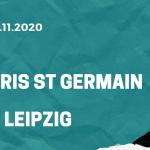 Paris St. Germain - RB Leipzig Tipp 24.11.2020