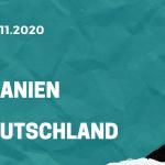 Spanien – Deutschland Tipp 17.11.2020