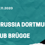 Borussia Dortmund – Club Brügge Tipp 24.11.2020