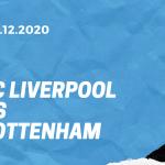 FC Liverpool - Tottenham Hotspur Tipp 16.12.2020