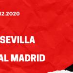 FC Sevilla - Real Madrid Tipp 05.12.2020