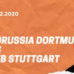 Borussia Dortmund – VfB Stuttgart Tipp 12.12.2020