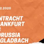 Eintracht Frankfurt – Borussia Mönchengladbach Tipp 15.12.2020