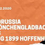 Borussia Mönchengladbach – TSG 1899 Hoffenheim Tipp 19.12.2020