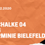 FC Schalke 04 – Arminia Bielefeld Tipp 19.12.2020