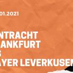 Eintracht Frankfurt – Bayer 04 Leverkusen Tipp 02.01.2020