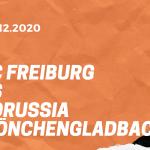 SC Freiburg – Borussia Mönchengladbach Tipp 05.12.2020