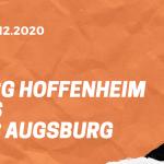 TSG 1899 Hoffenheim – FC Augsburg Tipp 07.12.2020