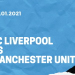 FC Liverpool - Manchester United Tipp 17.01.2021