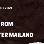 AS Rom - Inter Mailand Tipp 10.01.2021