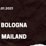 FC Bologna - AC Mailand Tipp 30.01.2021