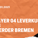 Bayer 04 Leverkusen – SV Werder Bremen Tipp 09.01.2020