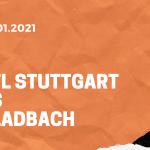 VfB Stuttgart – Borussia Mönchengladbach Tipp 16.01.2020