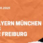 FC Bayern München – SC Freiburg Wetten Tipp 17.01.2020