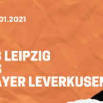 RB Leipzig – Bayer 04 Leverkusen Tipp 30.01.2021