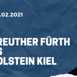 SpVgg Greuther Fürth - Holstein Kiel Tipp 22.02.2021