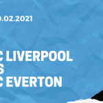 FC Liverpool - FC Everton Tipp 20.02.2021