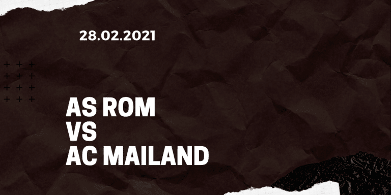 AS Rom - AC Mailand Tipp 28.02.2021