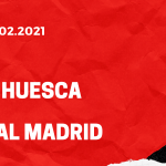 SD Huesca – Real Madrid Tipp 06.02.2021