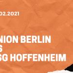 Union Berlin – TSG 1899 Hoffenheim Tipp 28.02.2021