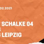 FC Schalke 04 – RB Leipzig Tipp 06.02.2021