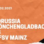 Borussia Mönchengladbach – 1. FSV Mainz 05 Wetten Tipp Bundesliga